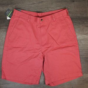 Jos A Bank Traveler's Cotton Tailored Fit Shorts